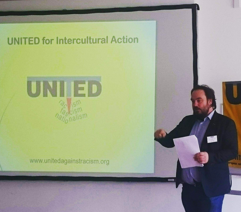 'Building Shared Space – Best Practices in Integration' UNITED conference
